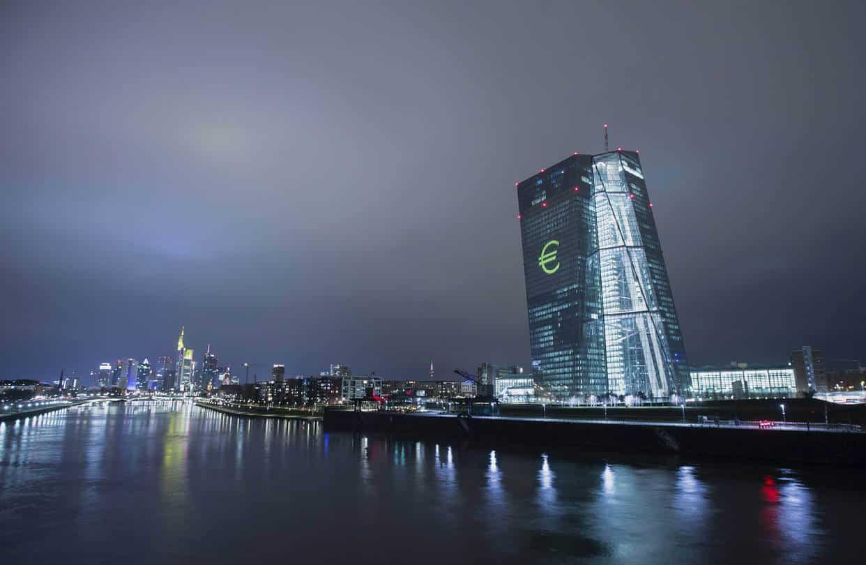ECB Doing its