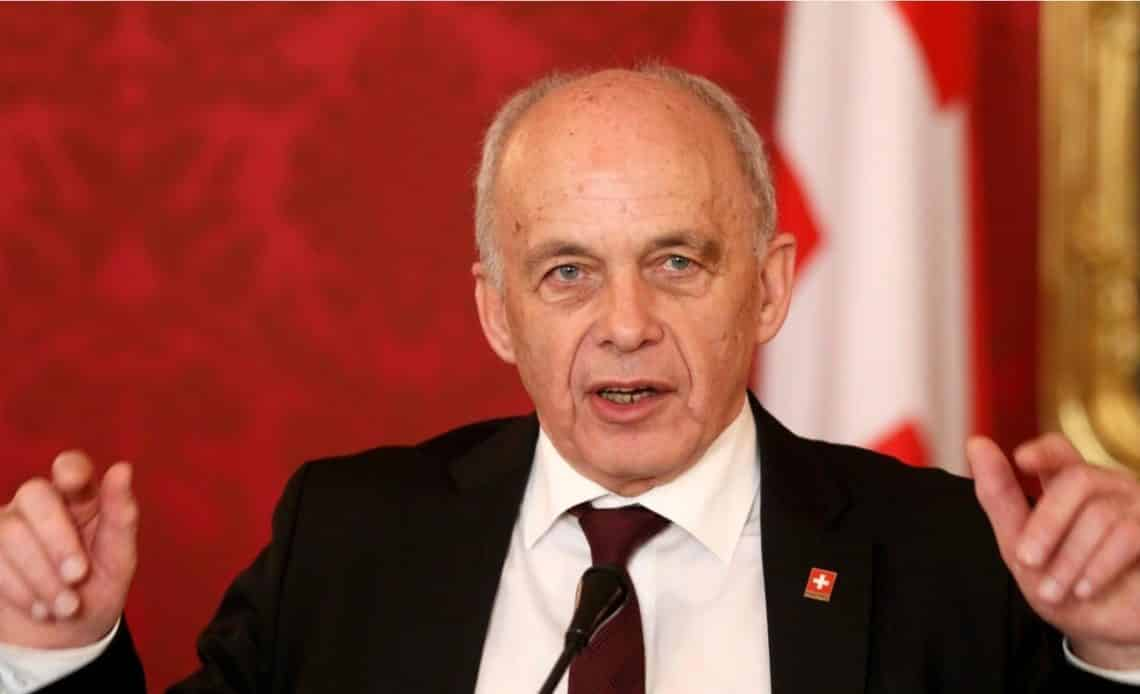 Financial Delegation to the Gulf To Be Led By Swiss President