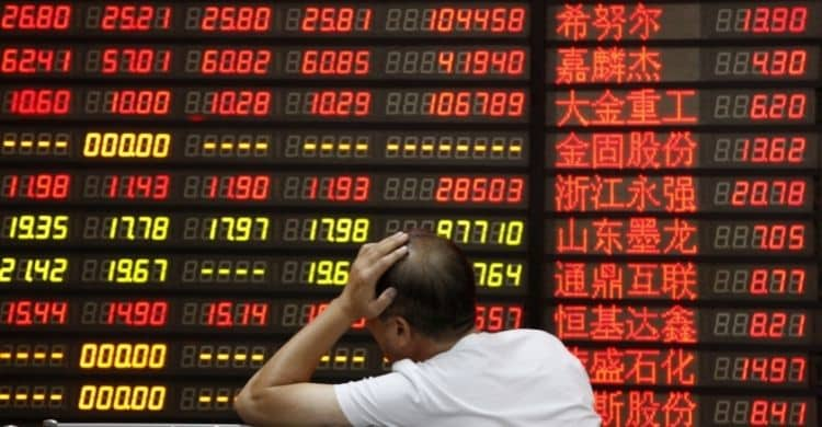 Stock Market Slides in Asia as Global Commodity Prices Surge